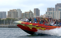 San Francisco RocketBoat Ride Photos