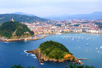San Sebastian and Biarritz Photos