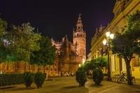 Santa Cruz Evening Walking Tour in Seville Including Tapas and Drinks Photos