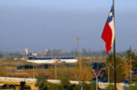Santiago Airport Private Departure Transfer Photos
