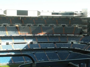 Madrid City Tour and Santiago Bernabeu Stadium Photos