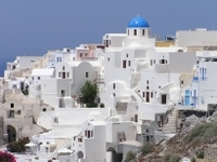 Santorini Shore Excursion: Private Tour of Oia and Fira, including Museum of Prehistoric Thira and Wine Tasting Photos