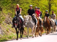 Scenic Horseback-Riding Tour from San Juan Photos