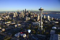 Seattle Seaplane Flight: Waterfront Highlights Photos