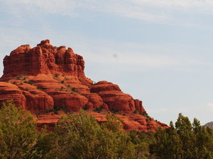 Grand Canyon via Sedona and Navajo Reservation Photos