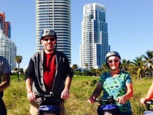 Miami Segway Tour Photos