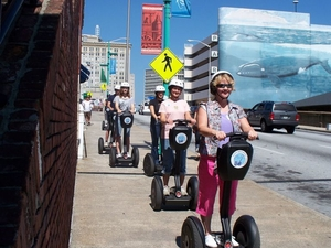 Atlanta Segway Tour Photos