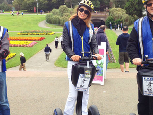 Golden Gate Park Segway Tour Photos