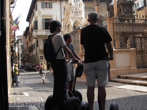 Verona Segway Tour Photos