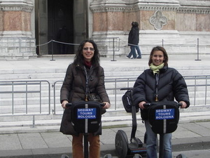 Bologna Segway Tour Photos