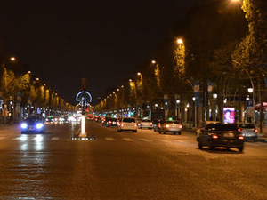 Seine River Cruise, Paris Illuminations and Dinner on the Champs-Elysees Photos