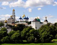 Sergiev Posad Day Trip from Moscow Including Troitse-Sergiev Monastery Photos