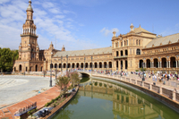 Seville Day Trip from Malaga Photos