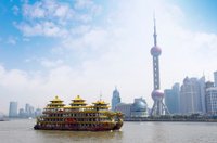 Shanghai Private Transfer: Cruise Port to Shanghai International Airport Photos