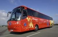 Shared Arrival Transfer: Paris Airports to Disneyland Paris Hotels Photos