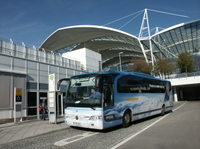 Shared Arrival Transfer: Munich Airport to Munich Central Station Photos