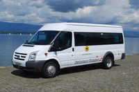 Shared Departure Transfer: Chamonix Hotels to Geneva Airport Photos
