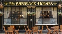 Sherlock Holmes Film Location Tour in London Photos