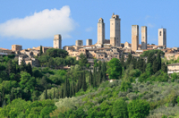 Siena and San Gimignano Small Group Day Trip from Florence Photos