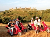 Siena Vespa Tour Including Lunch at a Chianti Winery Photos