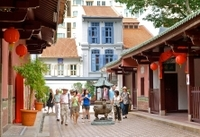 Singapore's Chinatown Morning Walking Tour Photos