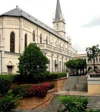 Singapore's Colonial District Walking Tour Photos