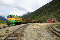 Skagway Shore Excursion: Bennett Train Journey on the White Pass Rail Photos