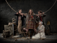 Skip the Line: The Edinburgh Dungeon Photos