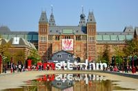 Skip the Line: Van Gogh Museum and Rijksmuseum Tour Including Amsterdam Canals Lunch Cruise Photos
