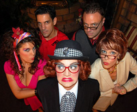 Sleuth's Mystery Dinner Show, Orlando Photos