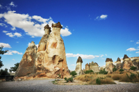 Small-Group Cappadocia Tour Including Ozkonak Underground City, Uchisar and Open Air Museum in Goreme Photos