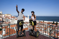 Small-Group Medieval Lisbon Tour by Segway Photos