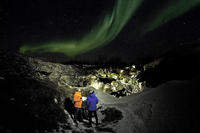 Small-Group Northern Lights Tour from Reykjavik by Super Jeep Photos