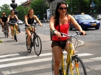 Small-Group Prague Bike Tour Including Old Town, Vltava River and Wenceslas Square Photos