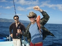 Small-Group Sport Fishing Adventure from Oahu Photos