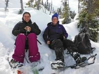 Snowshoeing Day Trip from Whitehorse Photos