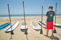 Stand-Up Paddleboard Lesson in Santa Barbara  Photos