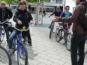 Berlin Bike Tour Photos