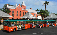St Augustine Hop-On Hop-Off Trolley Tour Photos
