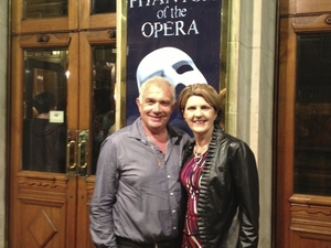 Phantom of the Opera Theater Show Photos