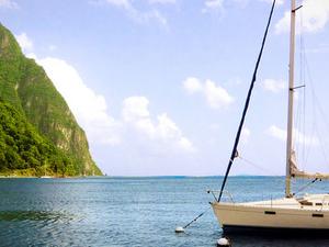 St Lucia Shore Excursion: Catamaran Day Sail Photos