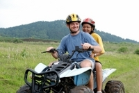 St Lucia Shore Excursion: ATV Tour Photos
