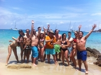 St Maarten Speed Boat and Snorkeling Tour Photos