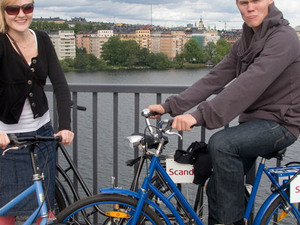 Stockholm Bike Tour Photos