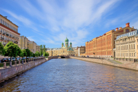 St Petersburg Shore Excursion: Small-Group City Tour with Hermitage Museum and Boat Ride Photos