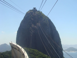Rio de Janeiro Shore Excursion: Corcovado Mountain, Christ Redeemer and Sugar Loaf Mountain Day Tour Photos