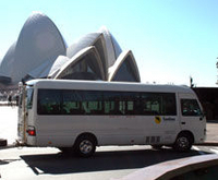 Sydney Departure Transfer: Hotel to Airport Photos