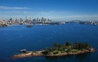 Sydney Harbour Island Swim and Snorkel Cruise Photos