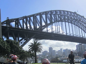 Sydney Bike Tours Photos