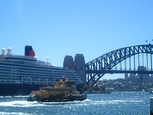 Sydney Harbour Highlights Cruise Photos